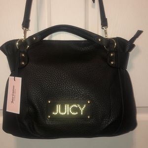 🎉HP🎉Juicy Couture Shoulder Bag Tote